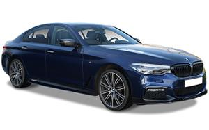 BMW 5 Serie Sedan - DirectLease.nl leasen