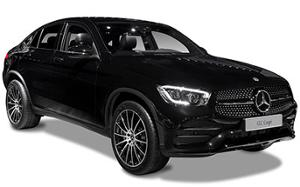 Mercedes-Benz GLC Coupé - DirectLease.nl leasen