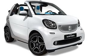 smart fortwo cabrio - DirectLease.nl leasen