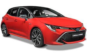 Toyota Corolla Hatchback - DirectLease.nl leasen