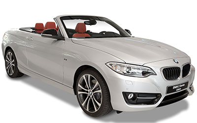 BMW 2 Serie Cabriolet 220d