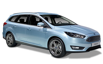 Ford Focus Stationwagen 1.5 EcoBl 120pk Titanium Business Wagon