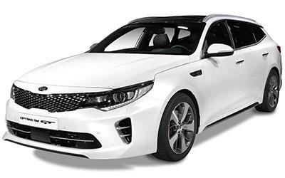 Kia Optima Sportswagon 1.7 CRDi DCT7 GT-Line