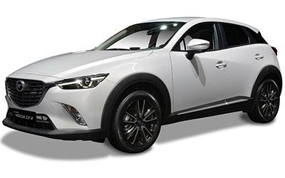 Mazda CX-3 2.0 SKYACTIV-G 120 S 2WD