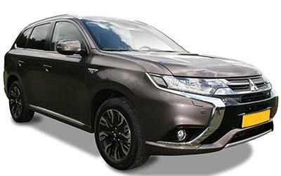 Mitsubishi Outlander PHEV Pure (uitlopend)