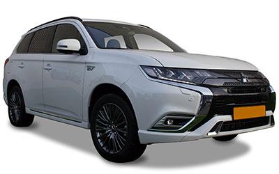 Mitsubishi Outlander PHEV Pure+