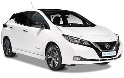 Nissan Leaf N-CONNECTA e+ 62kWh