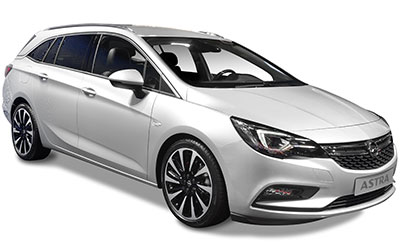 Opel Astra Sports Tourer 1.6 CDTI 81kW Business+