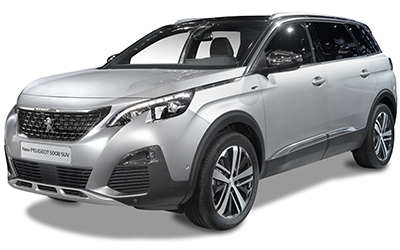 Peugeot 5008 Blue Lease Executive 1.2 PureTech 130