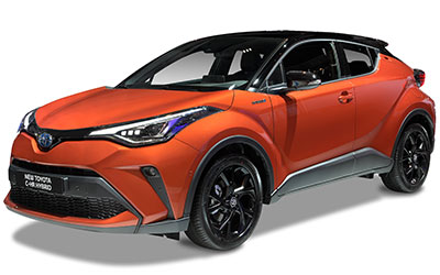 Toyota C-HR 2.0 Hybrid Launch Edition automaat