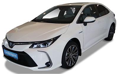 Toyota Corolla Sedan 1.8 Hybrid Business Intro