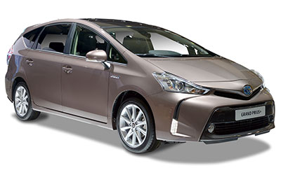 Toyota Prius+ 1.8 Hybrid Executive Automaat