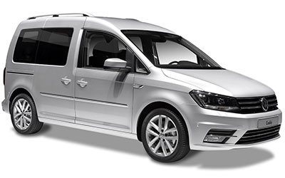 Volkswagen Caddy Combi 2.0 TDI 75kW BlueMotion