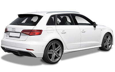 audi a3 sportback 2 0 tfsi s tronic quattro lease leasen bij directlease. Black Bedroom Furniture Sets. Home Design Ideas