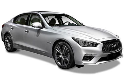 infiniti q50 hybrid awd at premium lease leasen bij directlease. Black Bedroom Furniture Sets. Home Design Ideas