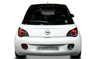 opel adam 1 0 s s turbo 85kw rocks lease leasen bij. Black Bedroom Furniture Sets. Home Design Ideas