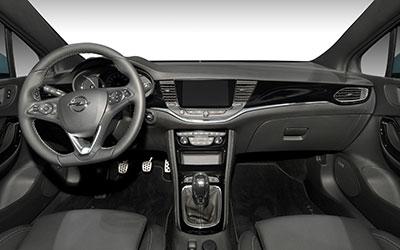 Opel Astra 1.4 turbo 107kW auto Edition lease | Leasen bij ...