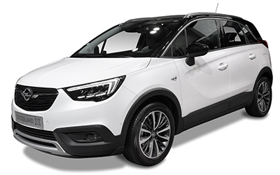 opel crossland x 1 2 turbo s s ultimate auto lease leasen bij directlease. Black Bedroom Furniture Sets. Home Design Ideas