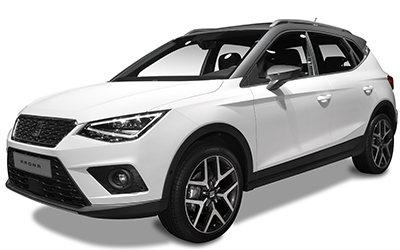 seat arona 1 0 tsi 70kw reference lease leasen bij directlease. Black Bedroom Furniture Sets. Home Design Ideas