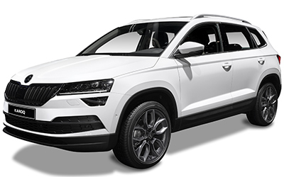 skoda karoq 1 6 tdi greentech dsg 7 style business lease leasen bij directlease. Black Bedroom Furniture Sets. Home Design Ideas