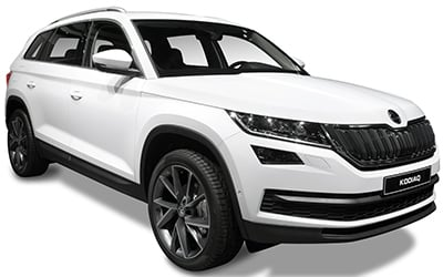 skoda kodiaq 1 4 tsi ambition business dsg 4x4 lease leasen bij directlease. Black Bedroom Furniture Sets. Home Design Ideas