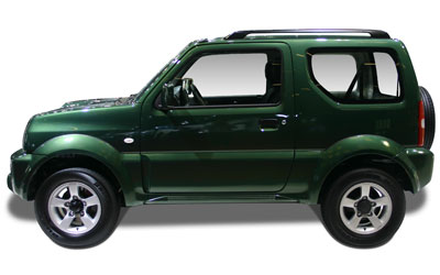 suzuki jimny oud model metal top 1 3 exclusive lease. Black Bedroom Furniture Sets. Home Design Ideas