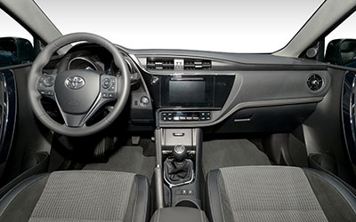 toyota auris touring sports 1 8 hybrid dynamic automaat lease leasen bij directlease. Black Bedroom Furniture Sets. Home Design Ideas