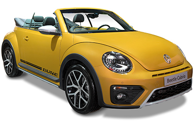volkswagen beetle cabrio 2 0 tsi dune lease leasen bij. Black Bedroom Furniture Sets. Home Design Ideas